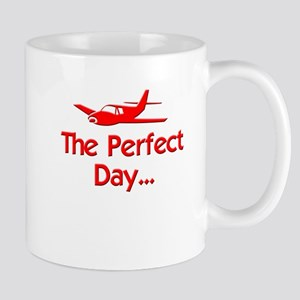 Perfect Day Airplane Mug