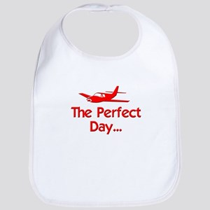 Perfect Day Airplane Bib