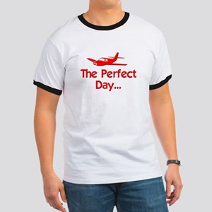 Perfect Day Airplane Ringer T