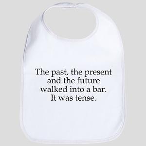 Past Present Future Tense Bib