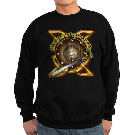 Celtic Warrior Irish Sweatshirt (dark)