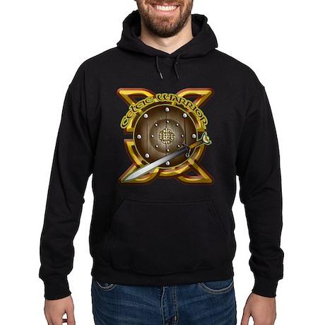 Celtic Warrior Irish Hoodie (dark)