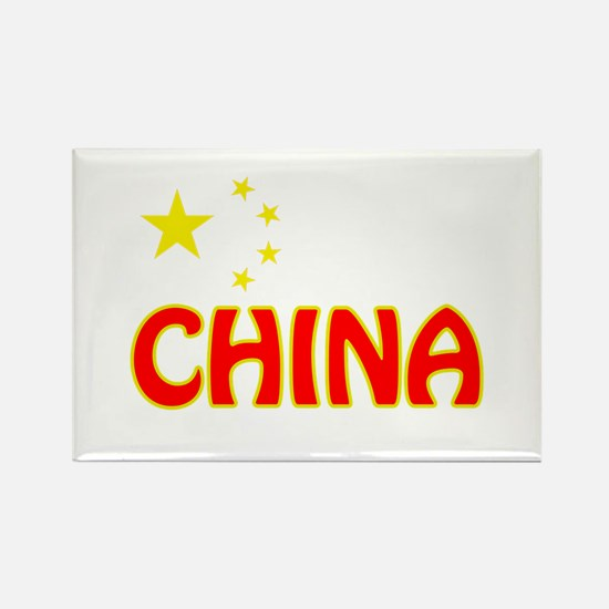 China Rectangle Magnet