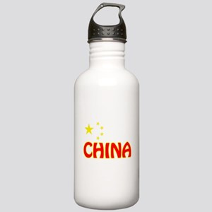 China Stainless Water Bottle 1.0L