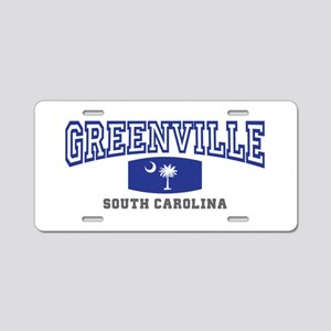 Greenville South Carolina, SC, Palmetto State Flag