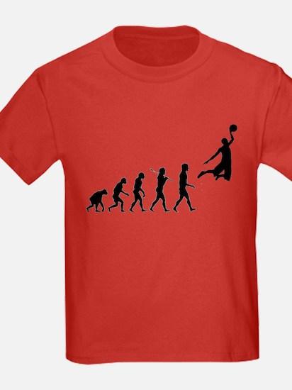 basketball_evolution T-Shirt