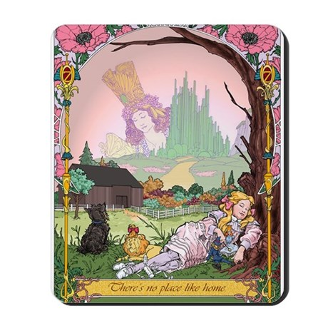 OZ Dream Mousepad