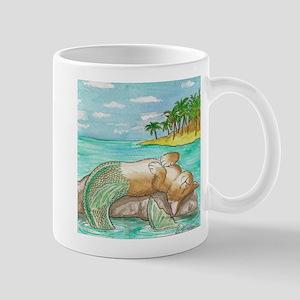 Sunbathing Mug