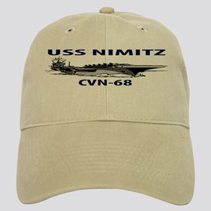 USS NIMITZ Cap