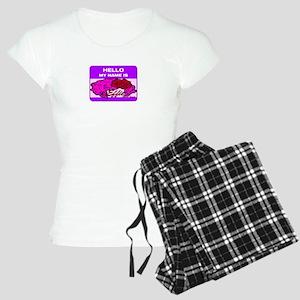 Hello my Name is Effie! Women's Light Pajamas