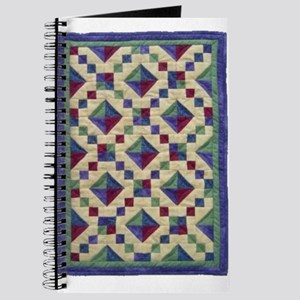 Jewel Box Quilt Journal