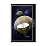 New Horizons Mini Poster Print