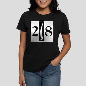 Classic Logo Women's Dark T-Shirt