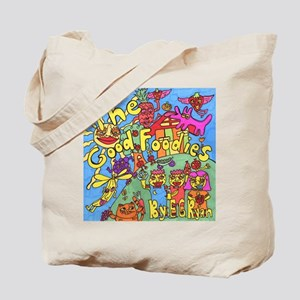 The Good Foodies Tote Bag