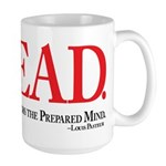 Prepared Minds Large Mug