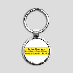 DO YOUR HOMEWORK Keychains