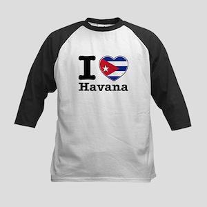 I love Havana Kids Baseball Jersey