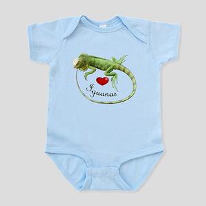 Love Iguanas Infant Bodysuit