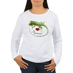 Love Iguanas Women's Long Sleeve T-Shirt