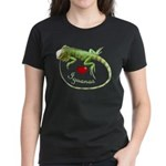 Love Iguanas Women's Dark T-Shirt
