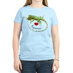 Love Iguanas Women's Light T-Shirt