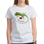 Love Iguanas Women's T-Shirt