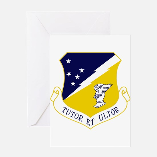 49th Fighter Wing Greeting Card