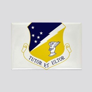 49th Fighter Wing Rectangle Magnet