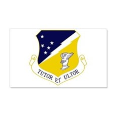 49th Fighter Wing 22x14 Wall Peel