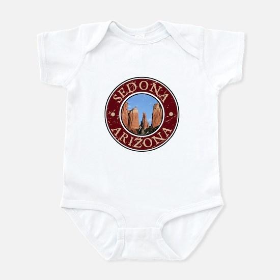 Sedona, AZ - Catherdal Infant Bodysuit