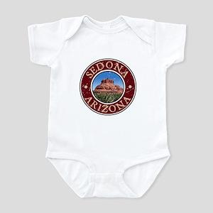 Sedona, AZ - Bell Rock Infant Bodysuit