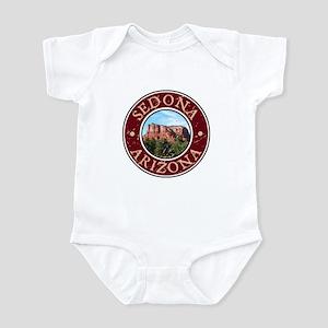 Sedona, AZ - Castle Rock Infant Bodysuit
