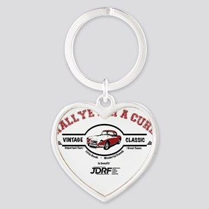 Rally for a Cure Keychains