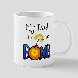 My Dad is the BOMB Mug