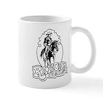 Mug with Retro Logo