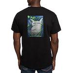 Birdsmirkcatfox 2-Sided Fitted T-Shirt