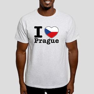 I love Prague Light T-Shirt