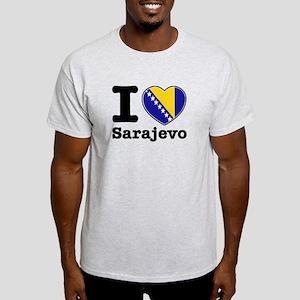 I love Sarajevo Light T-Shirt