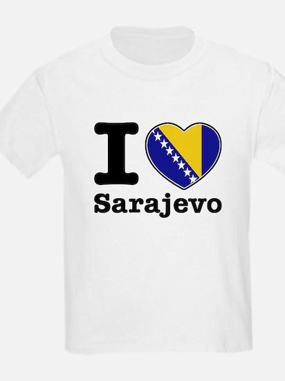 I love Sarajevo T-Shirt
