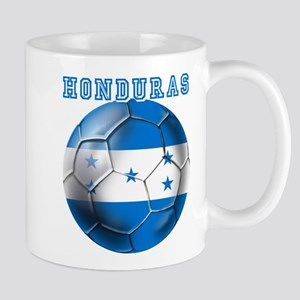 Honduras Soccer Football Mug