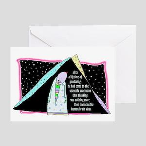 Brain Virus Greeting Cards (Pk of 10)