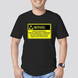 Warning! Shoots Flaming Balls T-Shirt