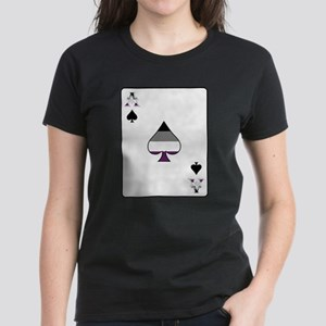 Ace of Spades Women's Cap Sleeve T-Shirt
