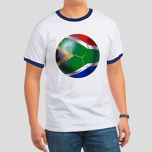 South Africa Soccer Ringer T
