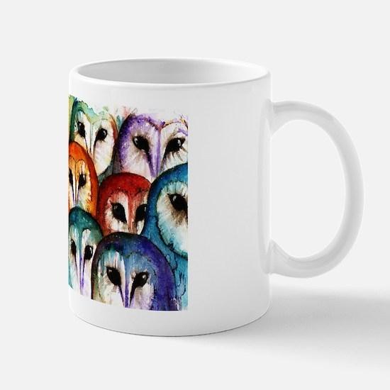 Owl Audience ~ Mug