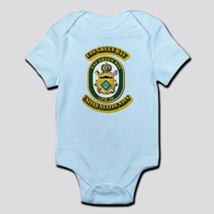 US - NAVY - USS - Green Bay Infant Bodysuit