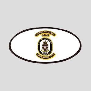US - NAVY - USS - The Sullivans Crest Patches