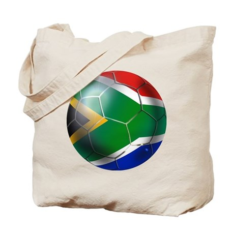 South Africa Football Tote Bag