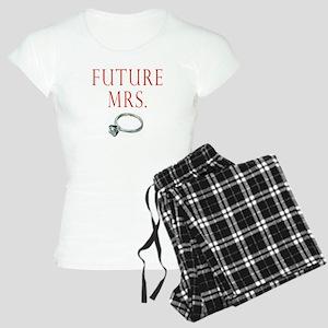 Future Mrs. Women's Light Pajamas