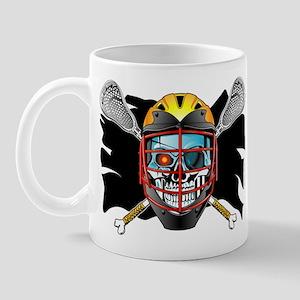 Pirate Lacrosse @ eShirtLabs Mug